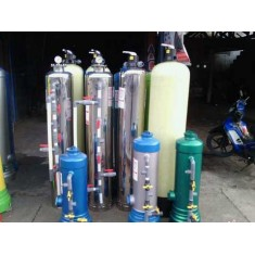 """Tabung Filter Air Stainless 12"""""""